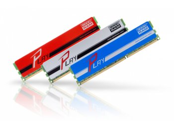 GOODRAM DDR3 PLAY 4GB/1600 Niebieski