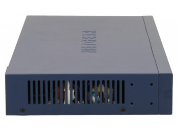 Netgear ProSafe switch L2 16x1GB JUMBO Rack 19'' Metal JGS516