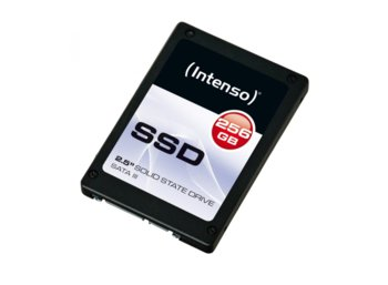 Intenso SSD Top 256GB 2,5'' Sata III 540/470MB/s 9mm