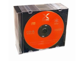 Extreme CD-R 700MB x52 - Slim 10