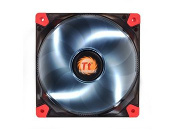Thermaltake Wentylator - Luna 12 LED White (120mm, 1200 RPM) BOX