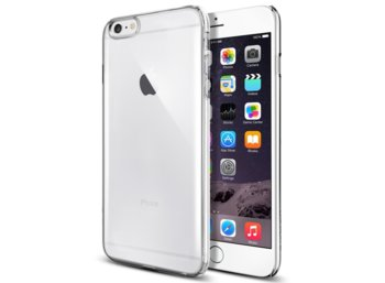 SPIGEN SGP  Etui Thin Fit Clear iPhone 6 plus