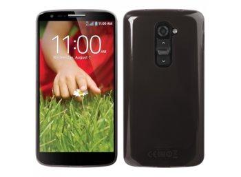 Global Technology NAKŁADKA 0,33 mm FITTY LG G2 CZARNA
