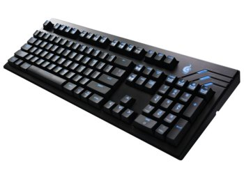 Cooler Master Klawiatura CM STORM QUICKFIRE ULTIMATE MECHANICAL (Cherry MX     Blue)