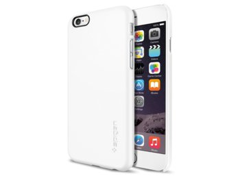 SPIGEN SGP  Etui Thin Fit Biały iPhone 6