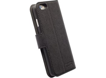 Krusell Etui FlipWallet Malmo 2w1 do Apple iPhone 6 - czarny