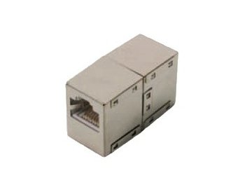 LogiLink Adapter przelotka  CAT5e 2xRJ45