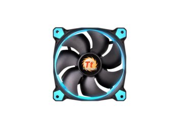 Thermaltake Wentylator - Ring 12 LED Blue (120mm, LNC, 1500 RPM) BOX