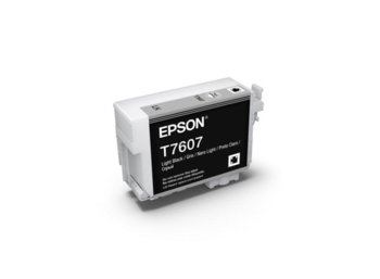 Epson T7607 Ink Cartridge Light Black UltraChrome HD