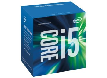 Intel CPU INTEL Core i5-6600 BOX 3.30GHz, 1151, VGA