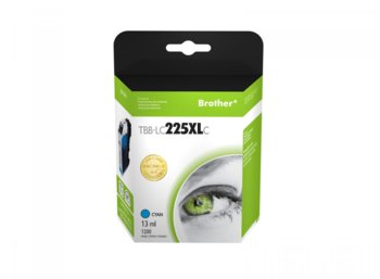 TB Print Tusz do Brother LC225XL Cyan TBB-LC225XLC
