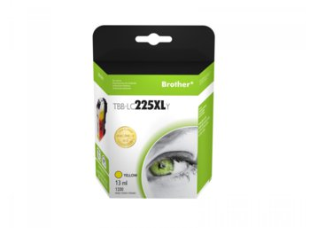 TB Print Tusz do Brother LC225XL Yellow TBB-LC225XLY