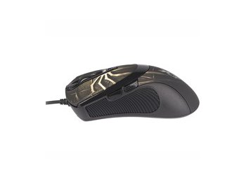 A4 Tech Mysz XGame Laser EVO X747 Brown Fire