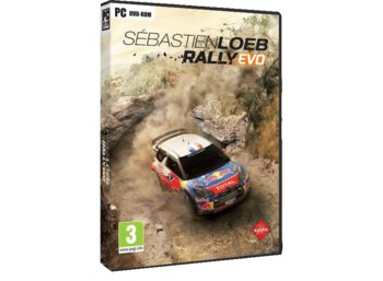 CD Projekt Sebastian Loeb Rally Evo PC