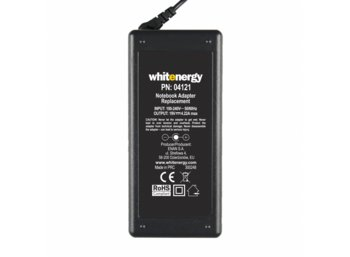 Whitenergy Zasilacz do laptopa 19V 4.22A 5.5x3mm +pin