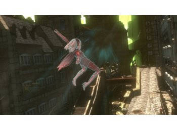 Sony Gravity Rush PL PS4