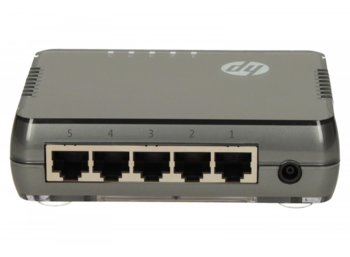 Hewlett Packard Enterprise 1405-5G Switch J9792A - 3-year warranty
