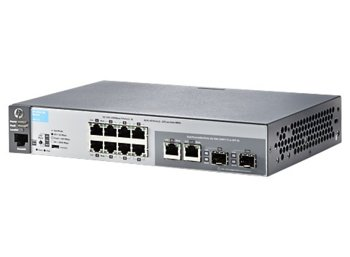 Hewlett Packard Enterprise ARUBA 2530-8G Switch J9777A - Limited Lifetime Warranty