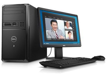Dell Vostro 3900MT Linux i5-4460/500GB/4GB/DVDRW/HD4600/KB212-B/MS111/3Y NBD
