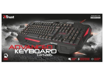 Trust GXT 285 Advanced Gaming Keyboard