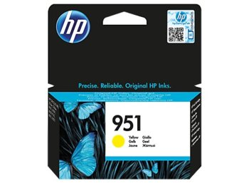 HP Inc. Tusz nr 951 - CN052AE Yellow
