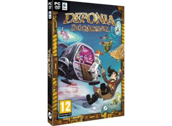 Techland Deponia Doomsday PC