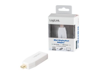LogiLink Adapter 4K Mini display port 1.2 do HDMI
