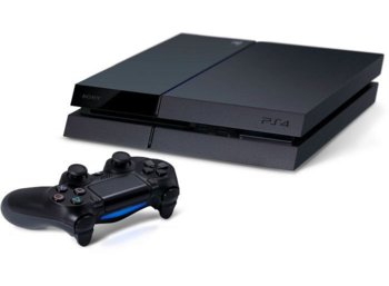 Sony PlayStation 4 1TB B Chassis Black