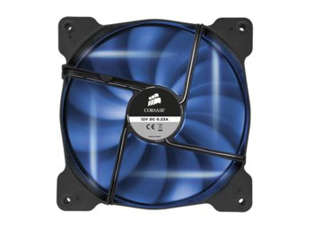 Corsair Fan SP140 LED Blue High Static Pressure Twin Pack