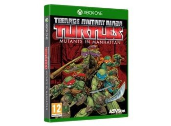 CD Projekt TEENAGE MUTANT NINJA TURTLES: MUTANTS IN MANHATTAN XBOX ONE