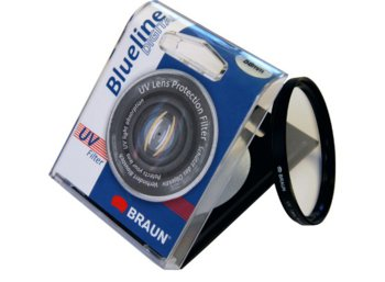 Braun Phototechnik Filtr foto BRAUN Bluelin UV 67mm