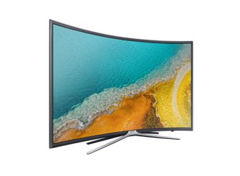 Samsung 55'' TV UHD LED Smart TV Curved UE55K6300