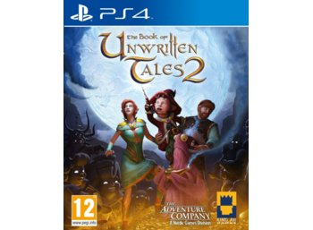 Techland The Book Of Unwritten Tales 2 PS4