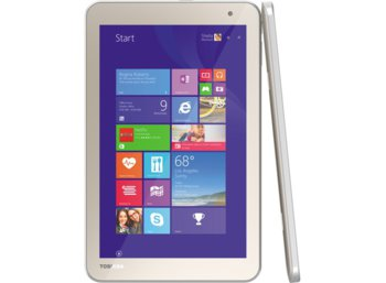 Toshiba Tablet Encore2 WT8-B32CN WIN 8.1/Z3735G/1GB/32GB/IntHD/BT/USB/8/Gold Repack