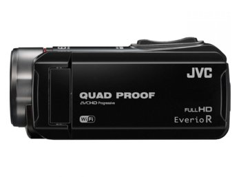 JVC GZ-RX610 black