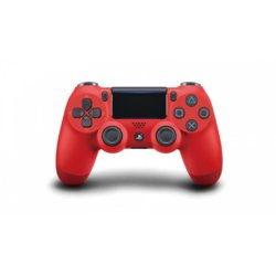 Sony PS4 Dualshock Cont Magma Red v2