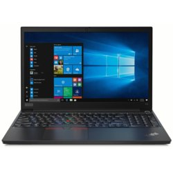 Lenovo Laptop ThinkPad E15 20RD001EPB W10Pro i3-10110U/8GB/256GB/INT/15.6 FHD/Black/1YR CI