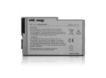 Whitenergy Bateria Dell Latitude D500/D600 4400mAh Li-Ion 10.8V