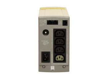 APC BACK-UPS CS 650VA USB/SERIAL 230V  BK650EI