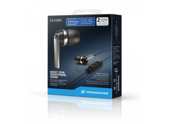 Sennheiser Communications CX 2.00 BLACK