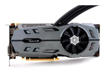Inno3D GeForce CUDA GTX 980 iChill Black Water Cooling 4GB 1418/7280 (3xDP HDMI DVI) + 3DMark Advanced Edition