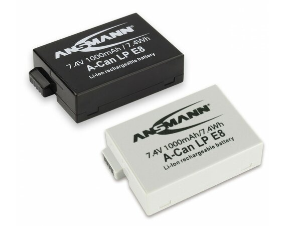 Ansmann Akumulator A-Can LP-E8
