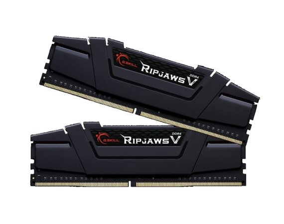 G.SKILL Pamięć do PC - DDR4 32GB (2x16GB) RipjawsV 4000MHz CL17