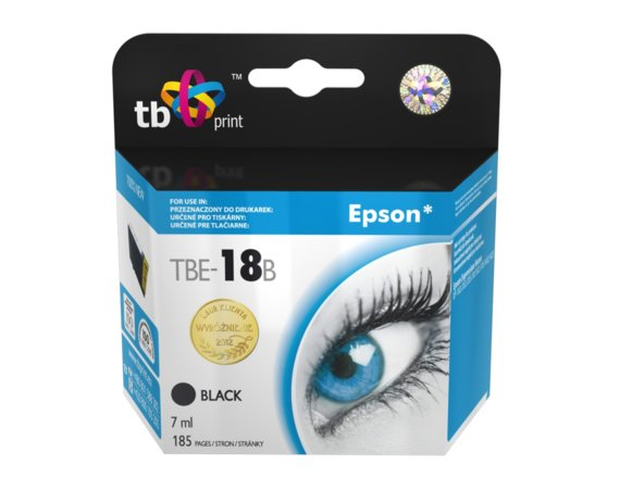 TB Print Tusz do Epson XP 302 TBE-18B BK