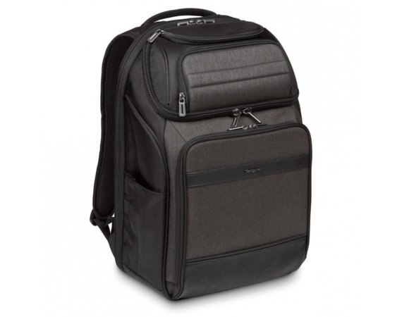 Targus CitySmart 12.5- 15.6'' Professional Laptop Backpack - Black/Grey