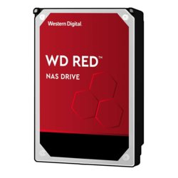 Western Digital HDD Red 2TB 3,5'' 256MB SATAIII/5400rpm