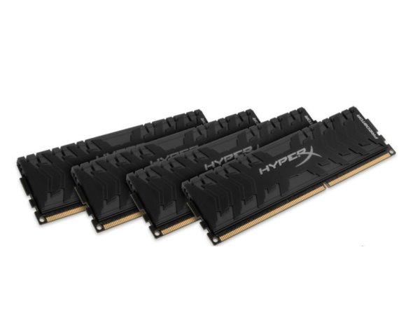 HyperX DDR4 Predator 64 GB/3000(4*16GB) CL15 Black