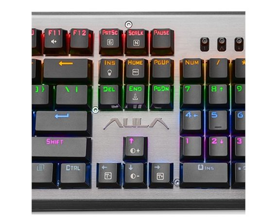 AULA Gaming Klawiatura dla graczy Assault Mechanical