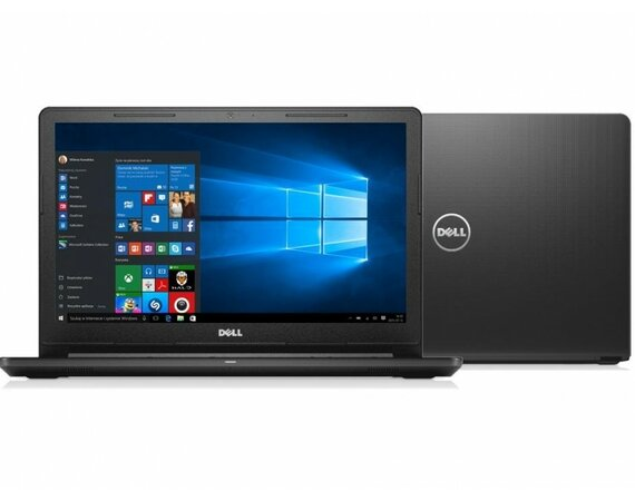 "Dell VOSTRO 3568 Win10Pro i3-7130U/256GB/8GB/DVDRW/Intel HD/15.6""HD/4 cell/3Y NBD"