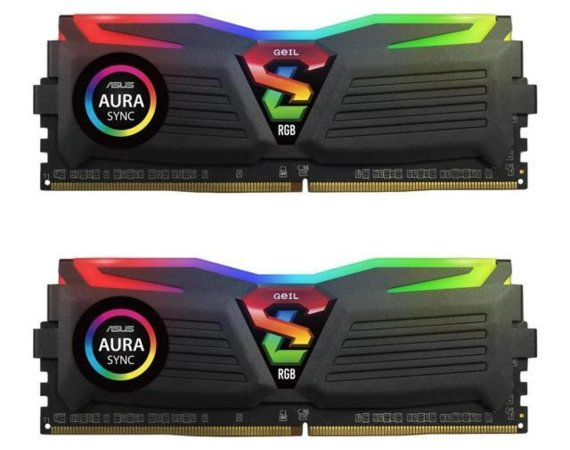 GeIL DDR4 SUPER LUCE 16GB/3000 (2*8GB) CL16-18-18-36